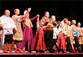 Barynya concert in Brentwood, New York 2009