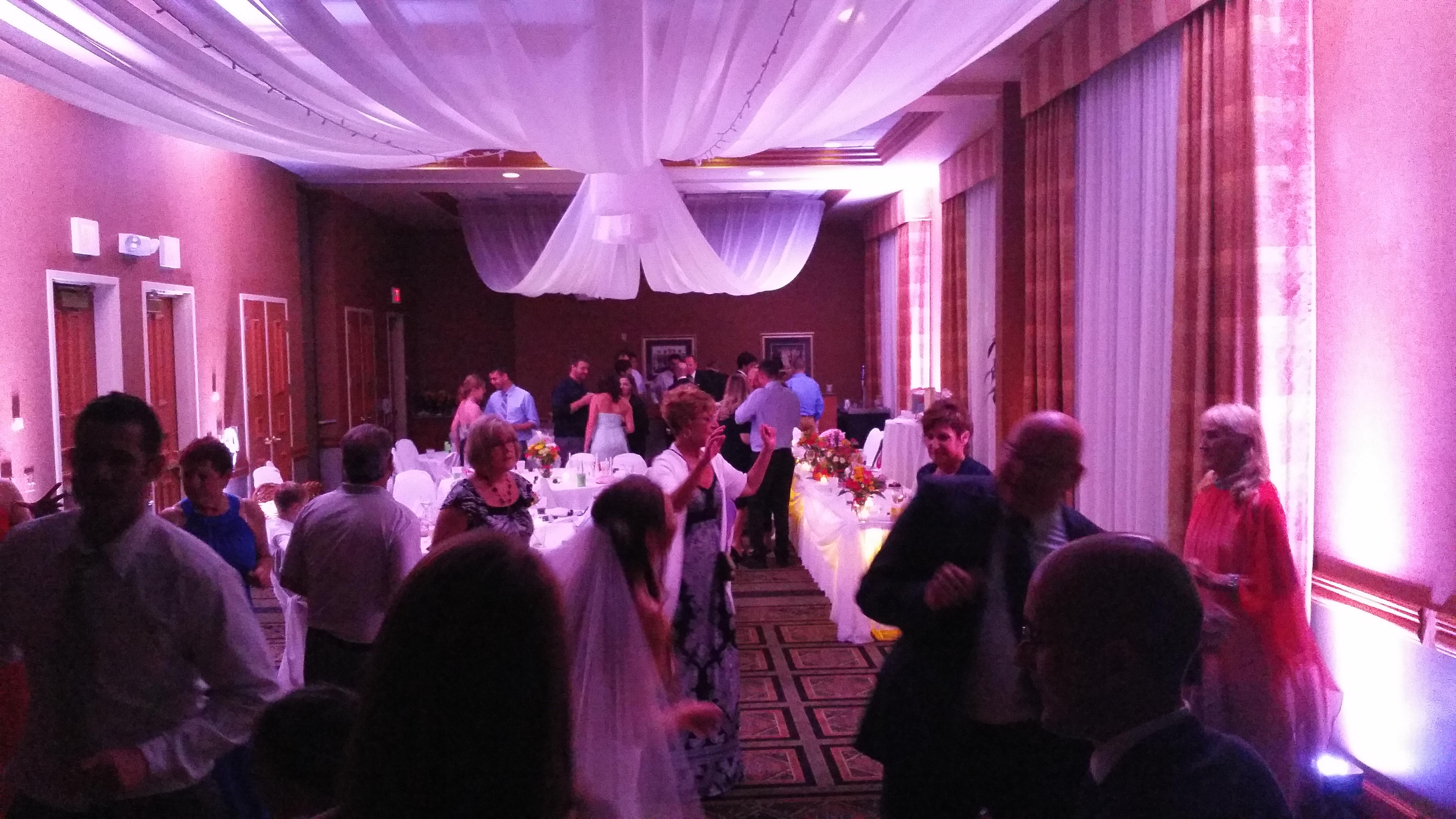 Wi Russian Wedding Dj Mc Tamada Bridgewood Resort Hotel Best