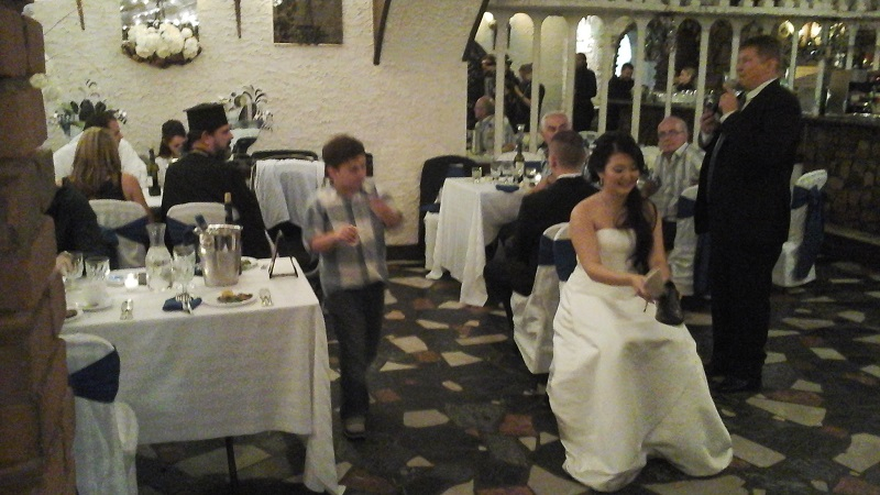Russian wedding DJ, MC, tamada. Villa Russo, 118-16 101st Ave, South Richmond Hill, NY 11419, Russian DJ Alisa, Russian MC Mikhail, tamada