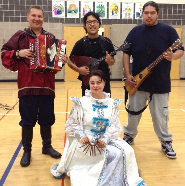 Fond Du Lac Ojibwe School, Cloquet, MN