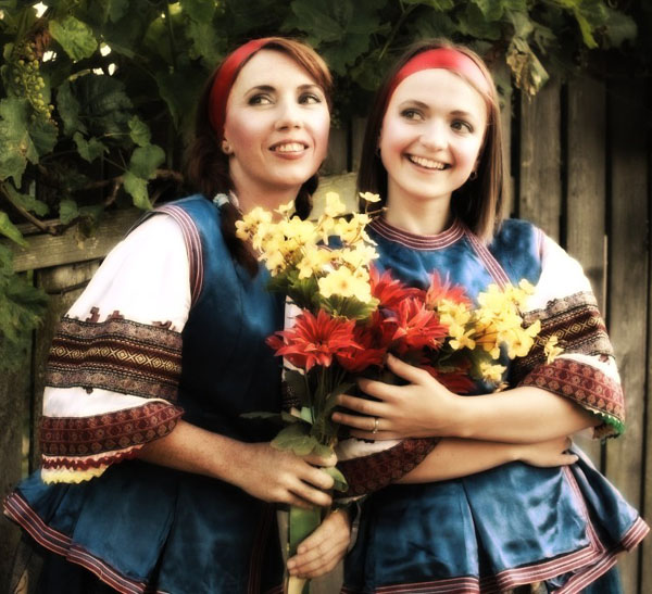 Matryoshka, Russian dancers from Eugene Oregon